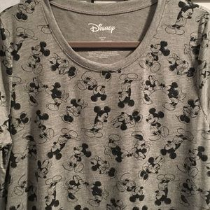 Mickey & Minnie Disney Tee XXL